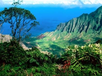 Kalalau Valley, Kauai, Hawaii