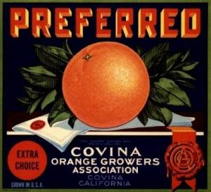 Covina Orange