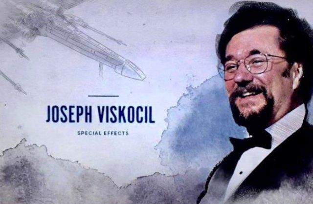 Giuseppe V. Academy Award